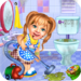 Sweet Baby Girl Cleaning Games 2018: House Cleanup APK