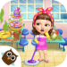 Sweet Baby Girl Cleanup 6 – Cleaning Fun at School APK