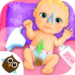 Sweet Baby Girl Doll House – Play, Care & Bed Time APK