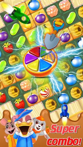 Sweet Fruit Candy – Juice Fruit Land – Jam Match 3 ss 1