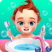 Sweet Newborn Baby Girl: Daycare & Babysitting Fun APK