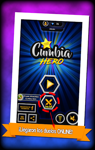 The Cumbia Hero ss 1