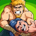The Muscle Hustle: Slingshot Wrestling APK