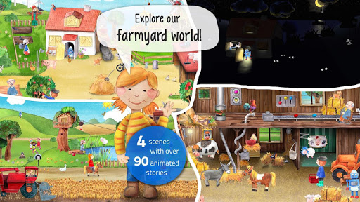 Toddlers App Farm Animals ss 1
