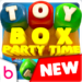Toy Box Party Blast Time – Match Crush Toon Cubes APK