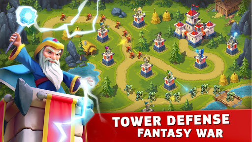 Toy Defense Fantasy – TD Strategy Game ss 1