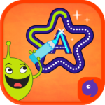 Tracing Alphabet Letters & Numbers Games for Kids APK