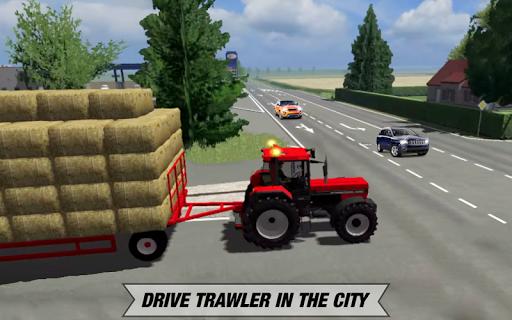 Tractor Cargo Transport Farming Simulator ss 1