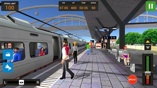 Train Simulator Free 2018 ss 1