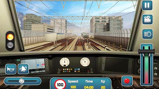 Train Simulator Train Games ss 1