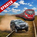 Train vs Prado Racing 3D APK