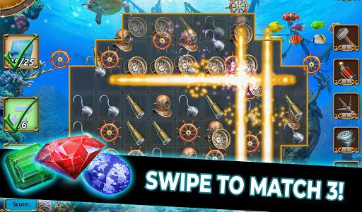 Treasure Match 3 ss 1