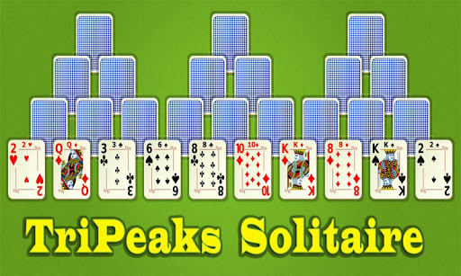 TriPeaks Solitaire Mobile ss 1