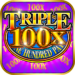 Triple 100x Pay Slot Machine APK