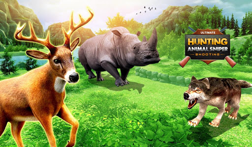 Ultimate Hunting Animal Sniper Shooting ss 1