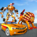 Ultimate Wild Lion Robot: Car Robot Transform Game APK
