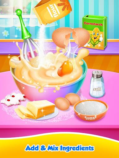 Unicorn Food – Sweet Rainbow Cake Desserts Bakery ss 1