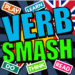 Verb Smash – English Tenses – Basic ESL Grammar APK