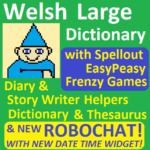 Vocab Game Welsh Large Dictionary APK