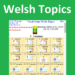 Vocab Game Welsh Topics APK
