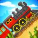 Western Train Driving Race APK