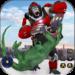 Wild Gorilla Transforming Robot: Dino Hunting Game APK