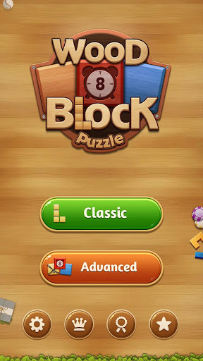 Wood Block Puzzle Classic ss 1