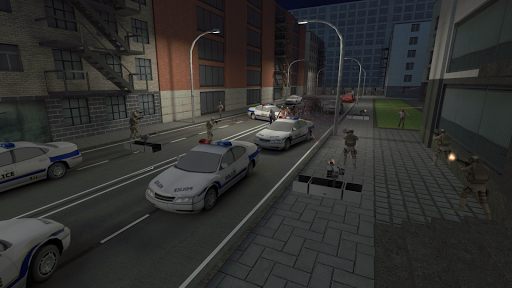 Zombie Combat Simulator ss 1