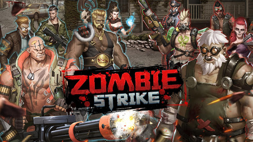 Zombie Strike The Last War of Idle Battle SRPG ss 1