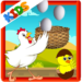 chicken egg catcher – catch the egg APK
