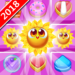 cookie sunflower : match 3 puzzle APK