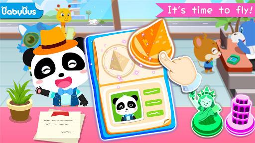 Baby Pandas Airport ss 1