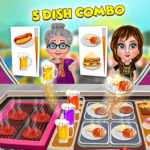 Food Truck Street Kitchen Cooking Games APK