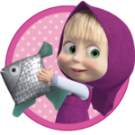 Masha and the Bear: Kids Fishing APK
