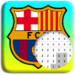 Football Logo Club Color By Number – Pixel Art APK