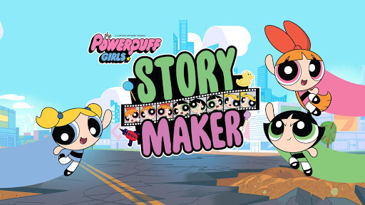 Powerpuff Girls Story Maker ss 1