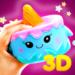 3D Squishy toys kawaii soft stress release games APK