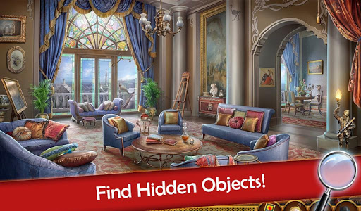 Hidden Objects Mystery Society Crime Solving ss 1
