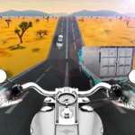 Highway Moto Rider – Traffic Race APK