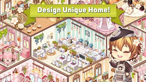 Kawaii Home Design – Room Decoration Game ss 1