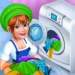 Laundry Service Dirty Clothes Washing Game APK