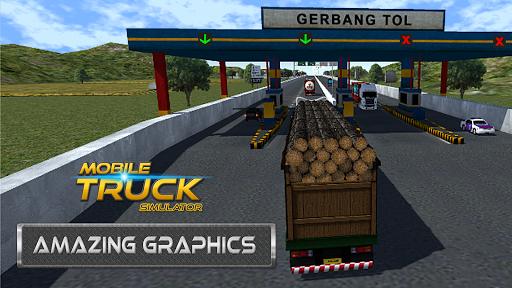 Mobile Truck Simulator ss 1