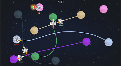 Planet Base – Space Arcade Game ss 1