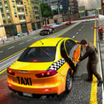 Pro TAXI Driver Crazy Car Rush APK