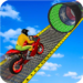 Racing Moto Bike Stunt : Impossible Track Game APK