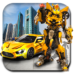 Real Robot Car Transformer Games APK