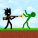 Stickman Zombie Shooter – Epic Stickman Games APK