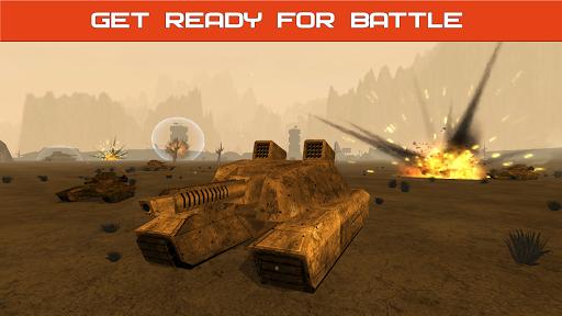 Tank Combat Future Battles ss 1