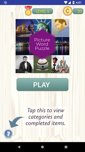 Picture Word Puzzle ss 1