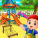 Amusement Park Cleaning & Repair: Fix Messy Ground APK